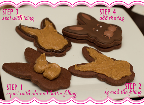 Almond Butter Filling