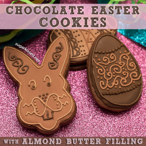 Easter Cookies - sugarkissed.net