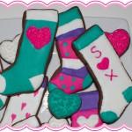 sock cookies