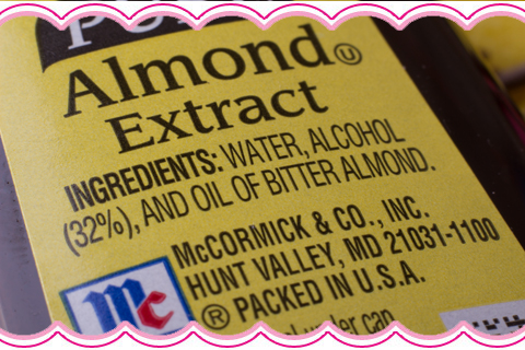 Oil In Almond Extract