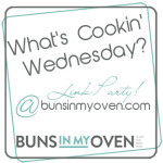 Whats Cookin' Wednesday