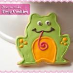 Frog Cookies