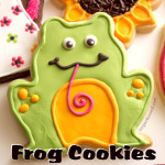 How To Make Easy Decorated Frog Cookies