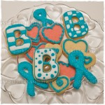 Ovarian Cancer Awareness Cookies
