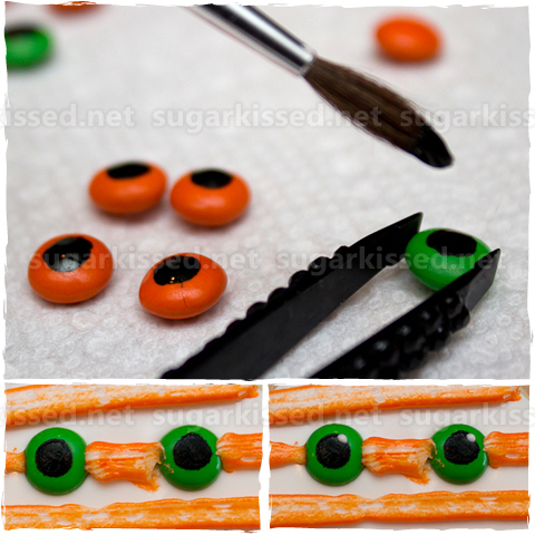 How To Make Candy Eyes - sugarkissed.net