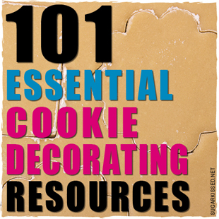 101 Essential Cookie Decorating Resources
