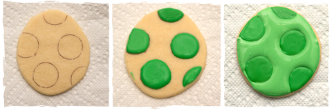 Balloon Birthday Cookies - sugarkissed.net