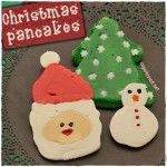Christmas Breakfast Pancakes | sugarkissed.net