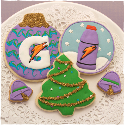 Christmas Cookies | sugarkissed.net