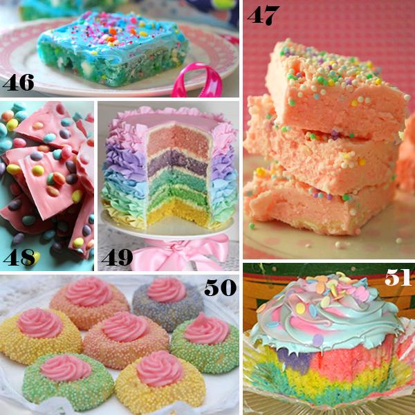 Easter Pastel Sweets - sugarkissed.net