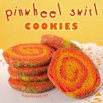 Pinwheel Swirl Cookies - sugarkissed.net
