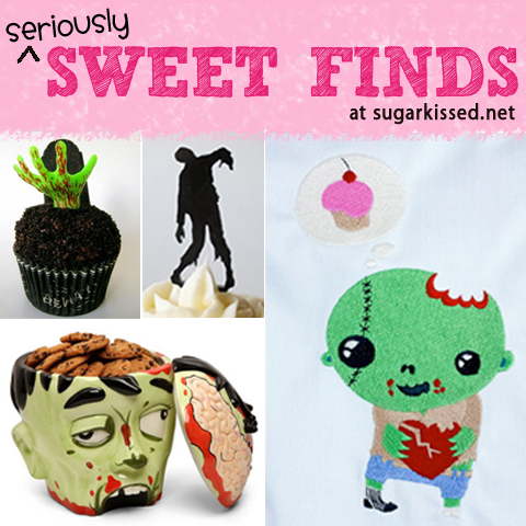 zombie sweet finds