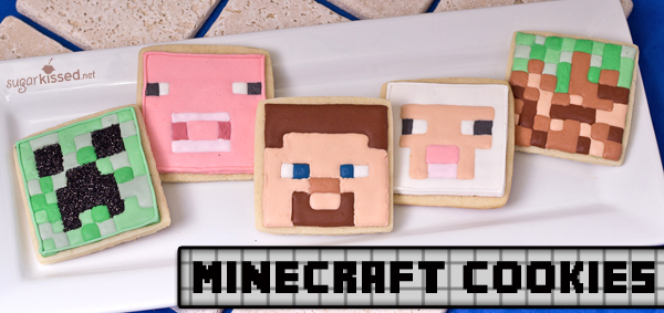 How to Make Minecraft Cookies-2b