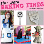 15 Star Wars Baking Goodies & Kitchen Accessories
