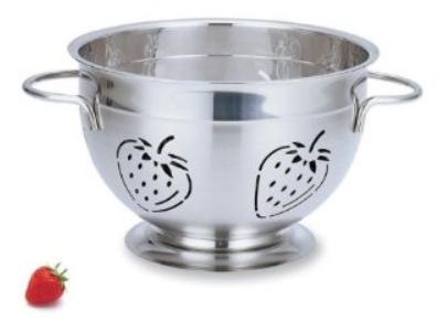 Strawberry Colander