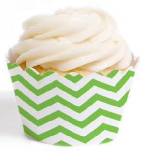Watermelon Cupcake Wrappers
