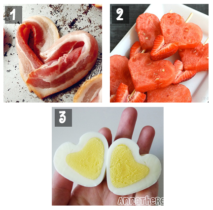Valentine Breakfast Recipes