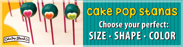 Choose your perfect cake pop stand from Cake Pop Stand Co.!