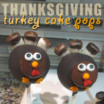 How To Make Thanksgiving Turkey Cake Pops