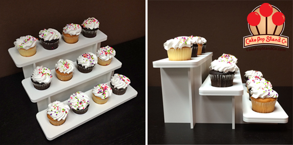 3-Tier Cupcake Stand for 12 Cupcakes
