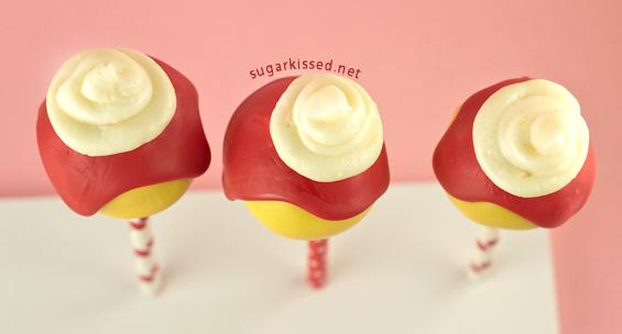 Cherry Cheesecake Cake Pops-3