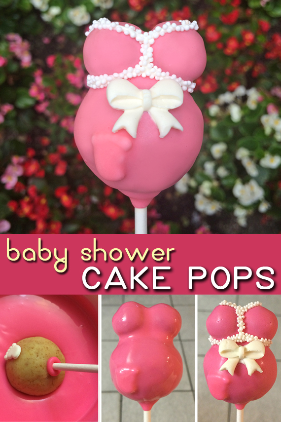 baby shower cake pops sugarkissed
