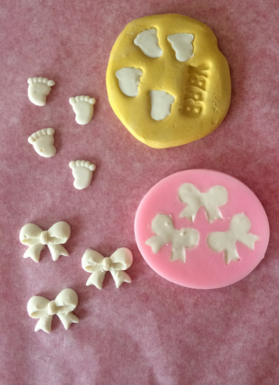 Baby shower cookie pops recipes