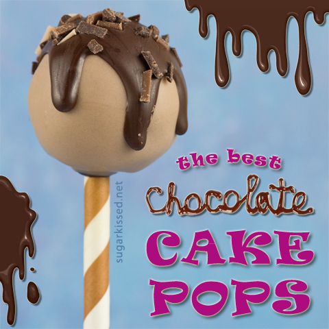 How To Coat Cake Pops With Chocolate