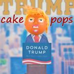 Donald Trump Cake Pops